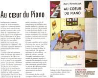 Article de presse de la méthode de piano dans piano-magazine-43-novembre-decembre-2004-p-9